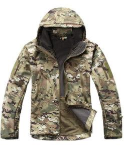 Veste Tactique Militaire – CP Camouflage Equipements
