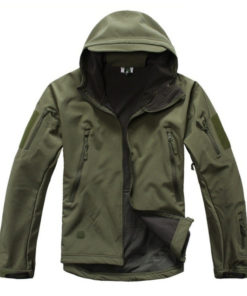 Veste Tactique Militaire – Army Green Equipements
