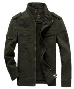 Veste – Militaire – Aviateur – Army green mod3 Blouson & Veste