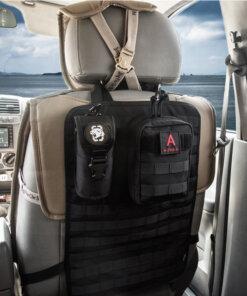 Panneau tactique pour siège de voiture – Onetigris -mod1- Tan Voiture