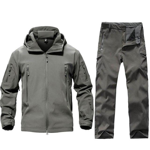 Ensemble pantalon et veste – Gray Equipements