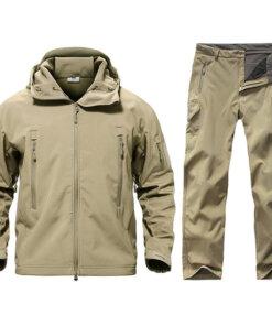 Ensemble pantalon et veste – Tactique Khaki Equipements