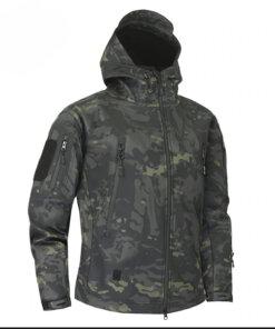 Blouson – Parka – Grand froid – Militaire et chasse – mod 2 – CPBK Blouson