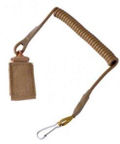 Attache élastique – sécurité Arme – Holster – Beige Sécurité armes