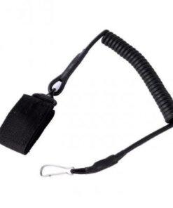 Attache élastique - sécurité Arme - Holster - Noir - BlackOpe