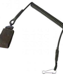 Attache élastique - sécurité Arme - Holster - Vert - BlackOpe