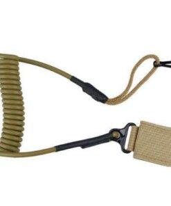Cordon de sécurité pour armes – Tactique Militaire – EG – Beige Sécurité armes