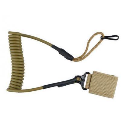 Cordon de sécurité pour armes – Tactique Militaire – EG – Beige Accessoires