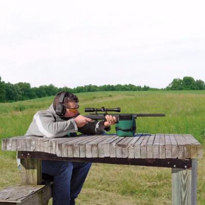 Sac de tir Arme avant et arrière Accessoires