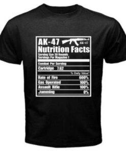 Tee-shirt - AK47 mod 7 - BlackOpe