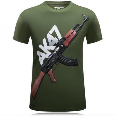 Tee-shirt - AK47 mod 8.1 - BlackOpe