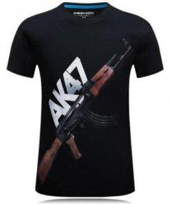 Tee-shirt - AK47 mod 8.3 - BlackOpe