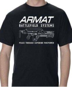 Tee-shirt - Armat - BlackOpe