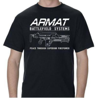 Tee-shirt - Armat - BlackOpe