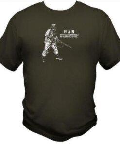 Tee-shirt - BAR M1918 - BlackOpe