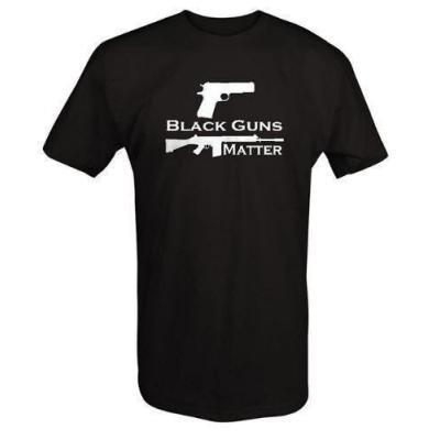Tee-shirt – Black gun matter Equipements