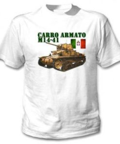 Tee-shirt - CARRO ARMATO M14-41 - BlackOpe