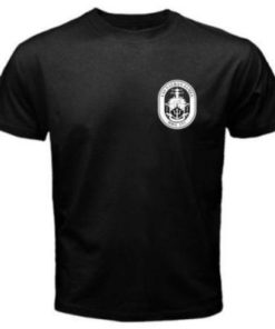 Tee-shirt -USS Nathan James DDG 151 - Noir - BlackOpe