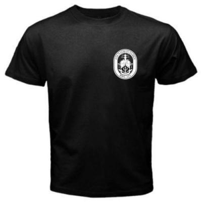 Tee-shirt -USS Nathan James DDG 151 - Noir - BlackOpe