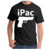 Tee-shirt iPac – Black & White Equipements