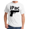 Tee-shirt iPac - White & Black - BlackOpe