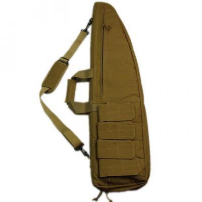 Housse à fusil tactique 90cm TAN - BlackOpe
