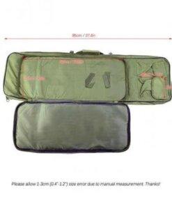 Housse à fusil tactique 95 cm VERT Accessoires
