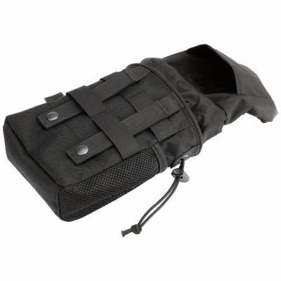 Dump pouch – Sacoche Porte chargeur armes longue Tactique- Molle – mod4 – Noir Accessoires