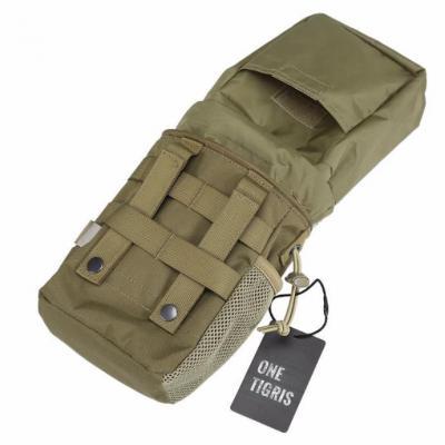 Dump pouch – Sacoche Porte chargeur armes longue Tactique- Molle – mod4 – Vert Accessoires