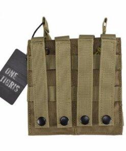 Sacoche Porte chargeur armes longue Tactique- Molle – mod5 – Vert Porte chargeur