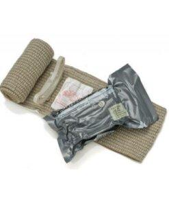 Bandage - Compression - Militaire - urgence - BlackOpe