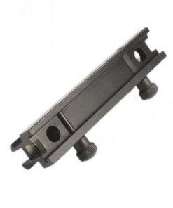 Rail Picatinny / Weaver 20mm surélevé de 25mm Montages Optiques