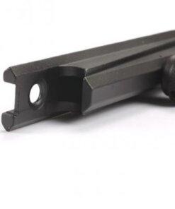 Rail picatinny/Weaver pour Poignée de transport M4 M16 AR15 Montages Optiques