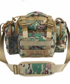 Sac Molle Militaire Tactique – Sac de Tir – camouflage – mod2.1 Bagagerie