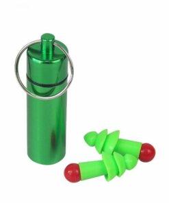 Bouchon d'oreilles - Turbon - mod 3 - green - BlackOpe