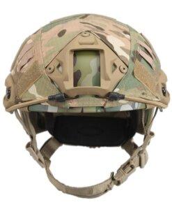 Casque tactique - Airsoft - Onetigris - mod13 - Multi avec couverture de casque - BlackOpe