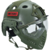 Casque tactique – Airsoft – Onetigris – mod15 – Army Green Casques tactique