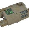 Laser tactique pour arme – FMA – mod 1 – Tan Lasers et lampes tactiques