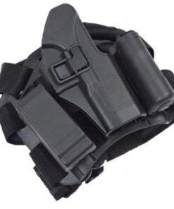 Holster de jambes – Glock – Noir Accessoires Armes