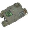 Laser tactique pour arme – FMA – mod 1 – Vert Lasers et lampes tactiques