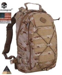 Sac à dos – Tactique Militaire – EG – mod6 – Multicam arid Bagagerie
