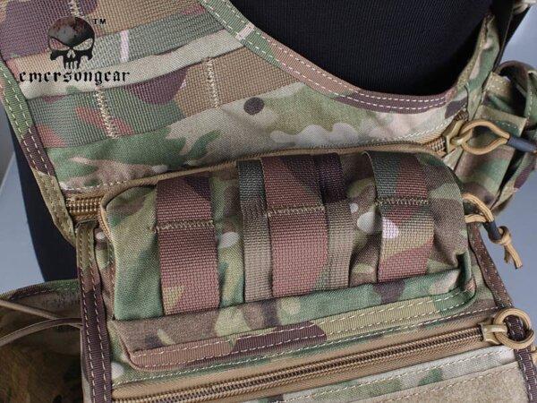Sacoche Bandoulière – Tactique Militaire – EG – mod1 – Foliage green Bagagerie