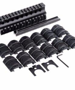 Tactique – 4 Rail Garde Mains avec couvre pour AK47 74 AKs Accessoires Armes
