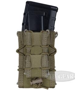 Porte Chargeur – Tactique Militaire – EG – mod17 – Khaki Porte chargeur