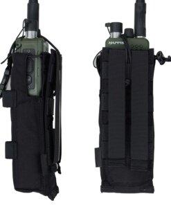 Sacoche pour radio – Tactique Militaire – EG – Range green Bagagerie
