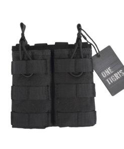 Sacoche porte chargeur – OT – mod3 – Noir Porte chargeur