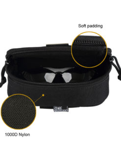 Sacoche à lunette – militaire – Onetigris – CB Bagagerie