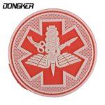Patch – Ecusson – Medic – Dongk – Red Écussons & patchs