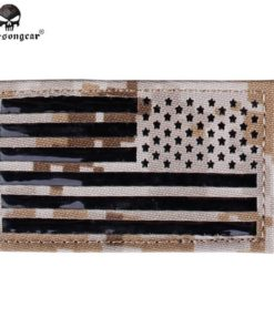 Patch & Ecusson – Militaire – EG – Drapeau Américain – AOR1 Right Écussons & patchs