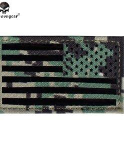 Patch & Ecusson – Militaire – EG – Drapeau Américain – AOR2 Right Écussons & patchs